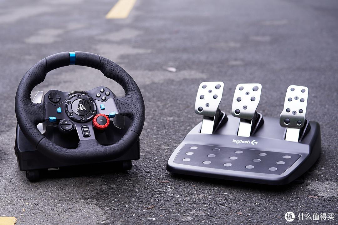 方向盘+脚踏板