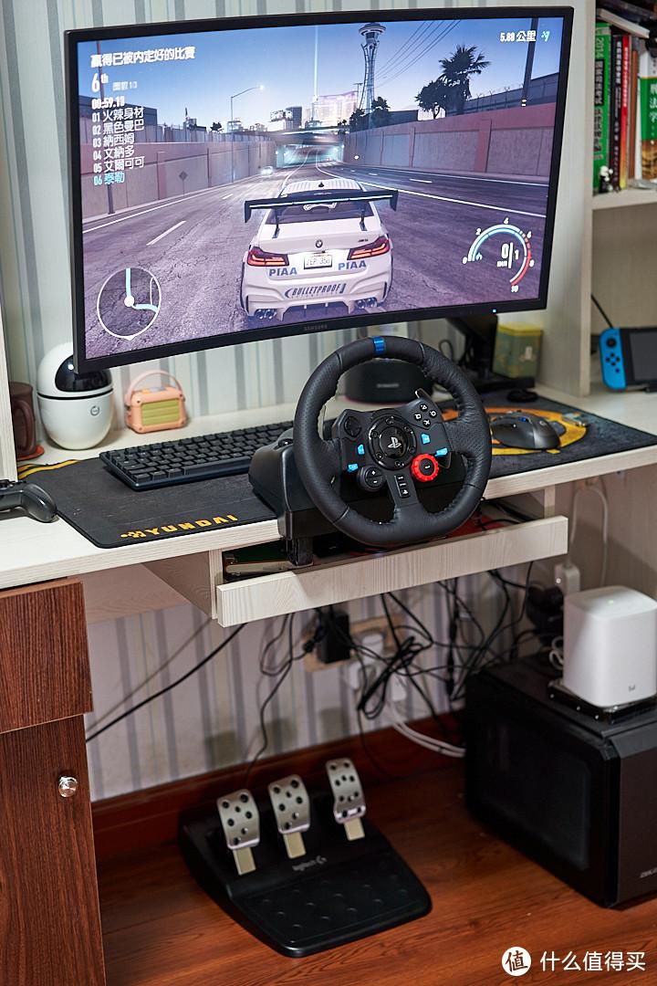 开车啦!驾驶模拟界的守门员,罗技G29玩家评测
