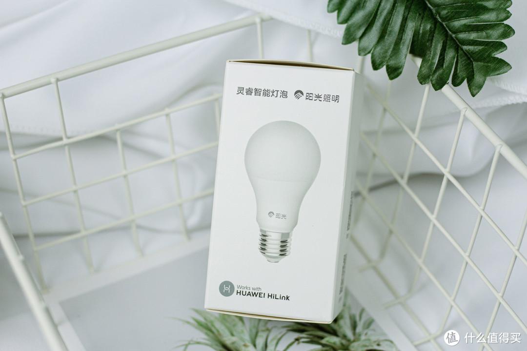 给生活增添色彩,阳光照明灵睿智能灯泡RGBWC版,灯光也能随心所欲