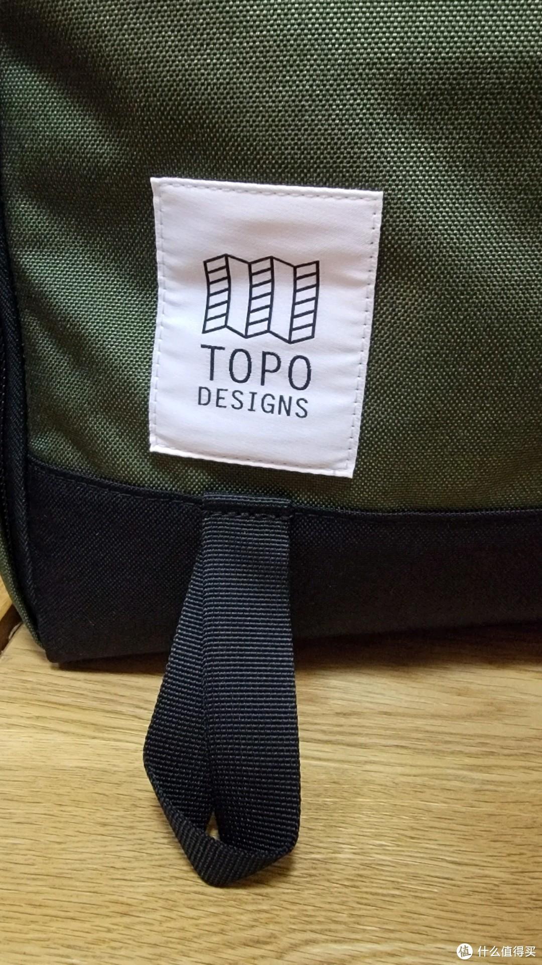 都说包治百病之简约不简单Topo Designs Core Pack