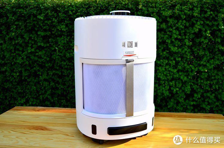 新居治甲醛,一台抵多台 科沃斯沁宝AIRBOT ANDY PRO空气净化机器人
