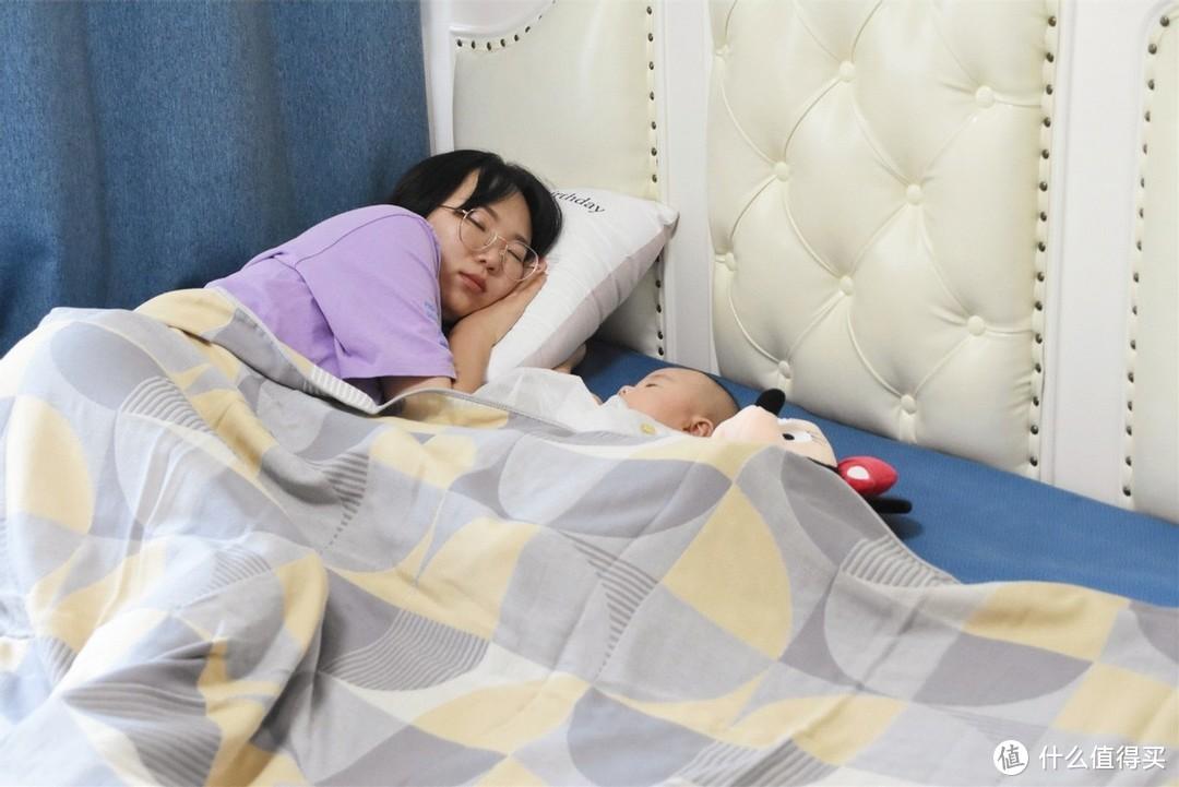 空调下也要盖被子,抗菌防螨小孩子更喜欢,体验愉悦之家空调被