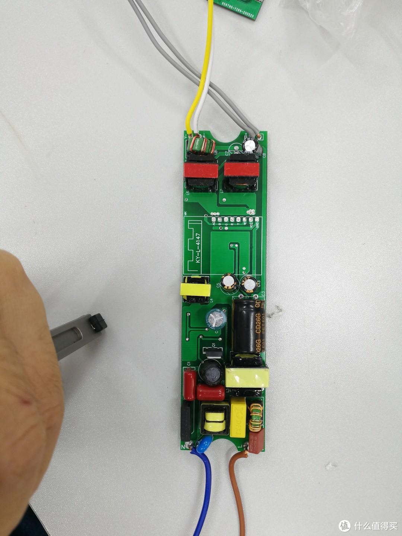 市场是一些没有WIFI功能的灯具电源模组