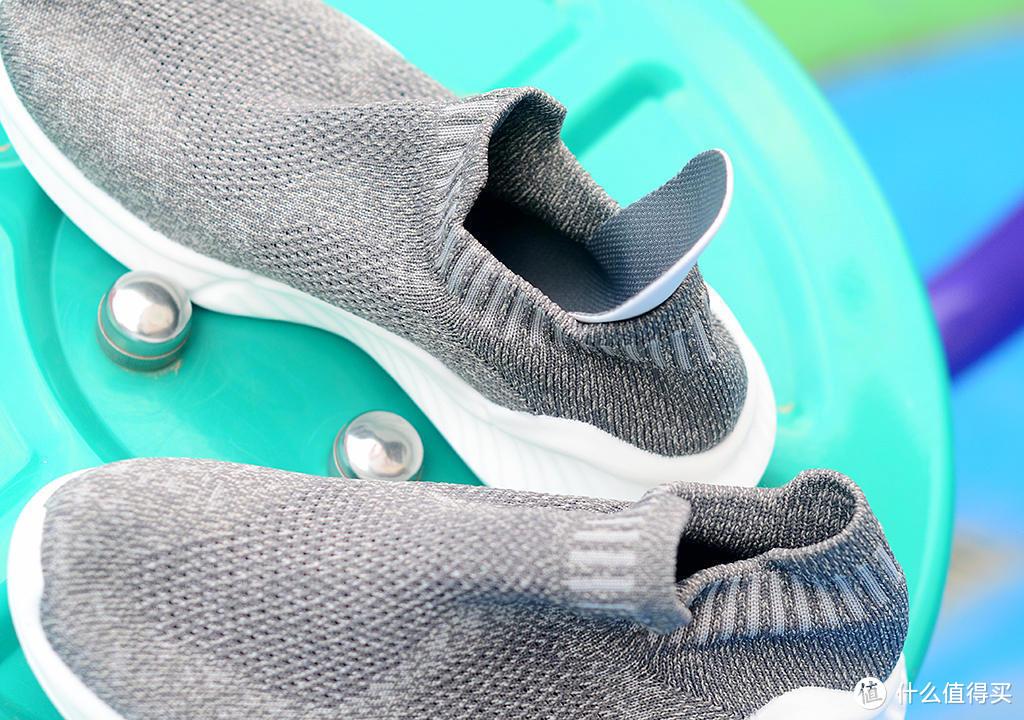 国民好鞋,抗菌、透气更舒适!FREETIE袜套健步鞋体验