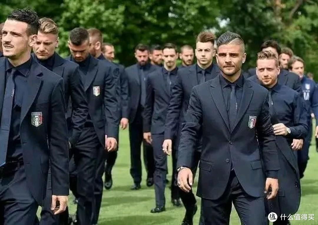 意大利传统男模队