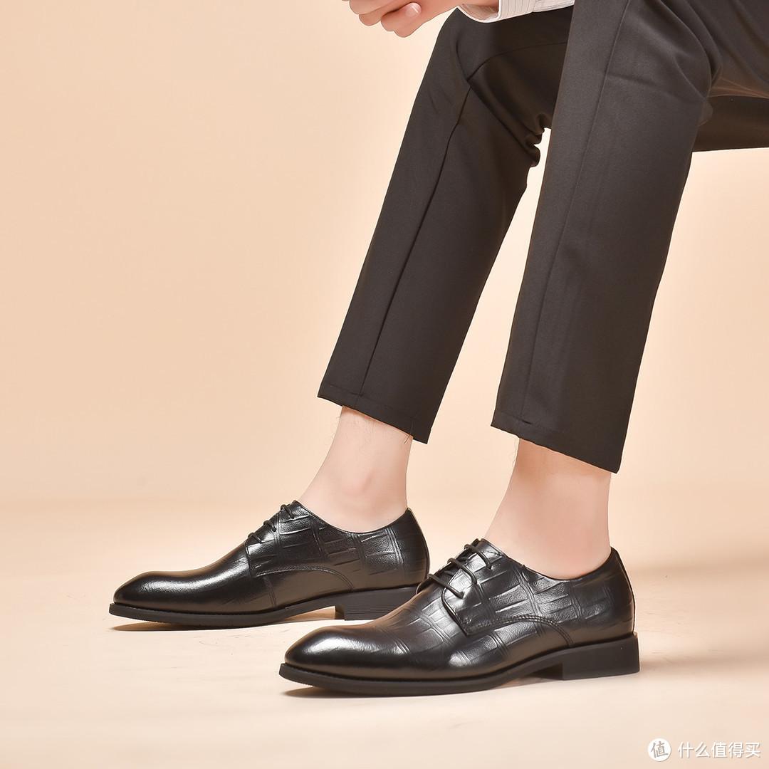 经典正装男士皮鞋版型科普 转给她送给他