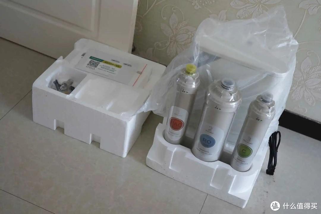 佳尼特反渗透净水器,让家人喝上放心好水