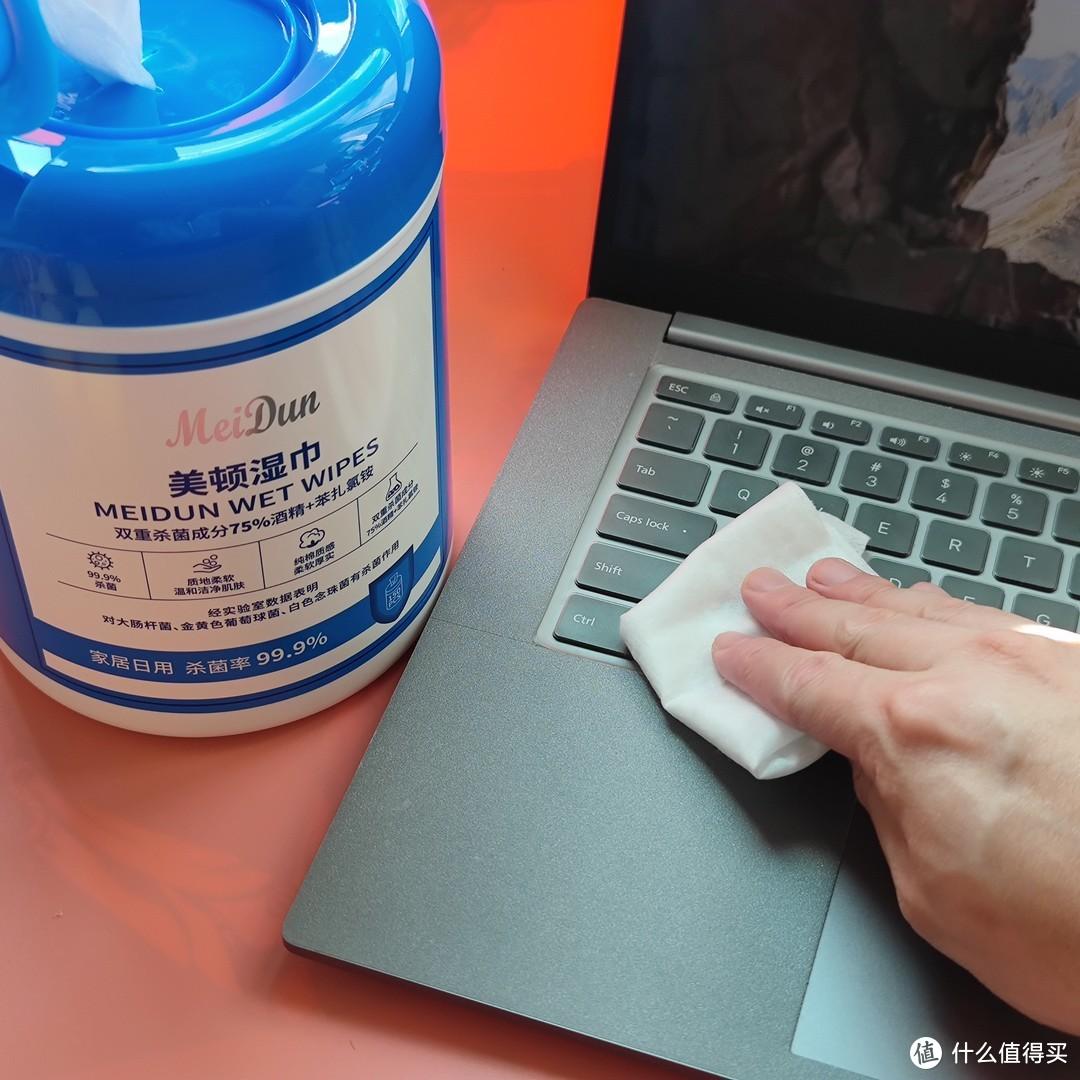 干净卫生,随手可得,美顿消毒湿纸巾