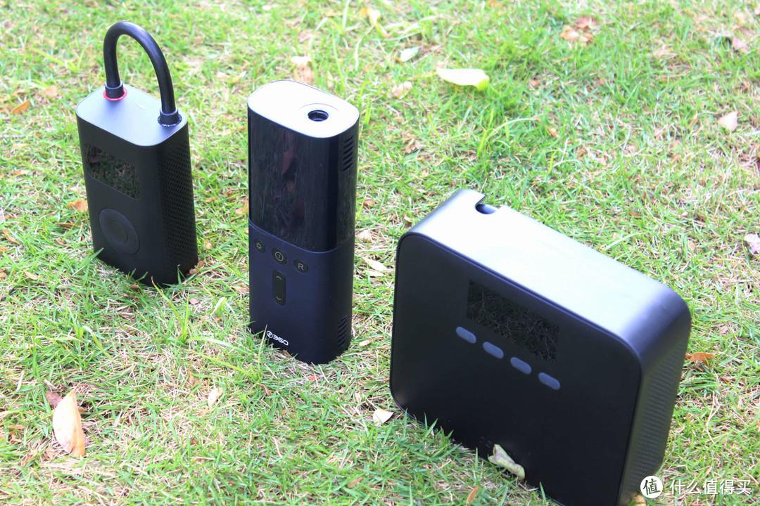 还没买车载充气泵?它也许是最该随车配备的工具之一!360、小米、70迈之车载充气泵真实体验对比