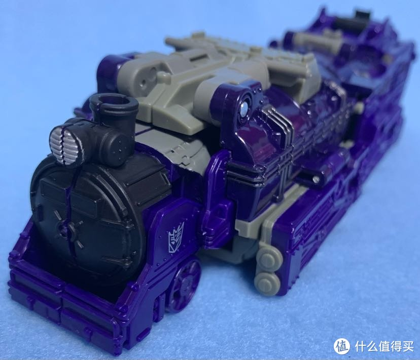 变形金刚 三变金刚之 狂派大火车