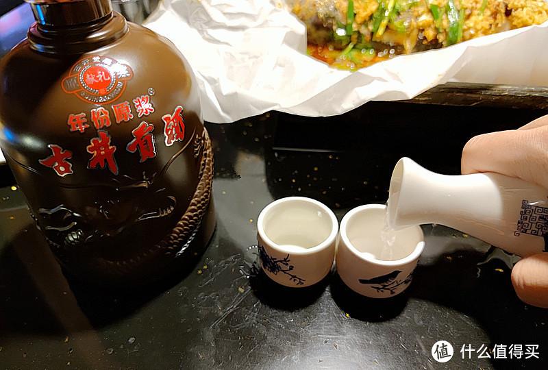 好喝适口,品酒文化当属这瓶大曲浓香型名酒