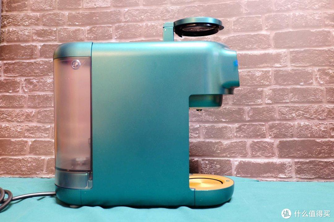 选择一种新的快速喝茶方式——碧云泉M5茶饮机