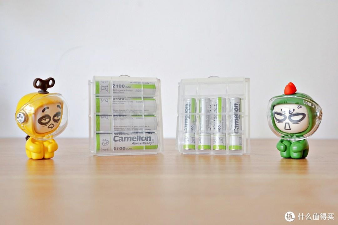 飞狮充电电池套装,满足一家人电池使用需求