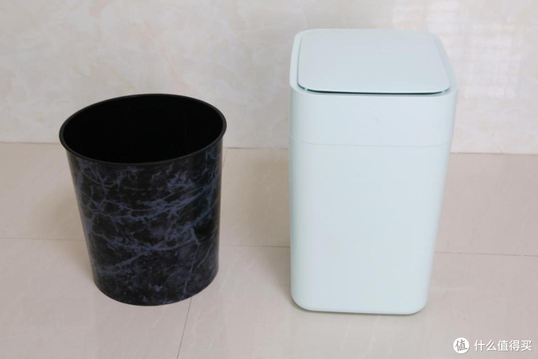 家居黑科技,拓牛T1智能垃圾桶开箱评测