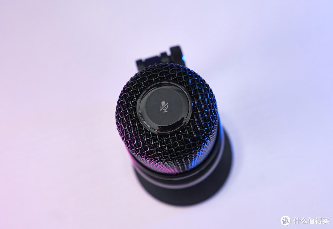 娇小玲珑盈盈一握,HyperX SoloCast声脉电竞麦克风分享