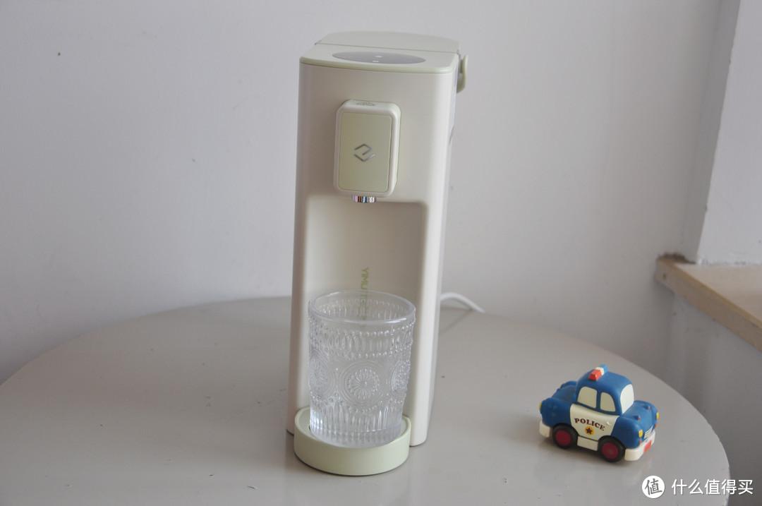 安排!一秒即热,5段控温,现烧现喝的迷你桌面即热饮水机~