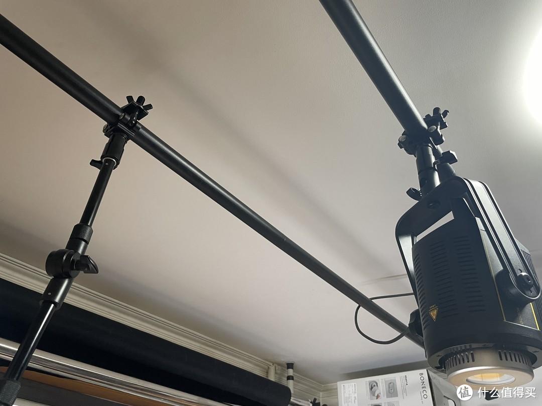 双杆,3米的杆子一个人安装着实费劲