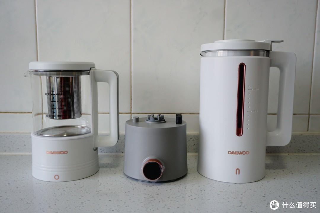 三款破壁机使用评测-真品实测,超全对比