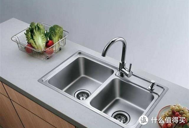 家有厨房好物厨房装修该选双槽还是单槽?