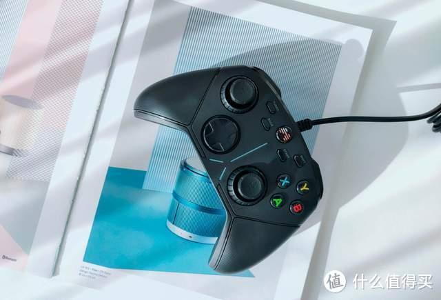 中国人的物理外挂,北通阿修罗3游戏手柄有线版评测:物理变速旋钮+三段扳机+宏设定一套连招带走
