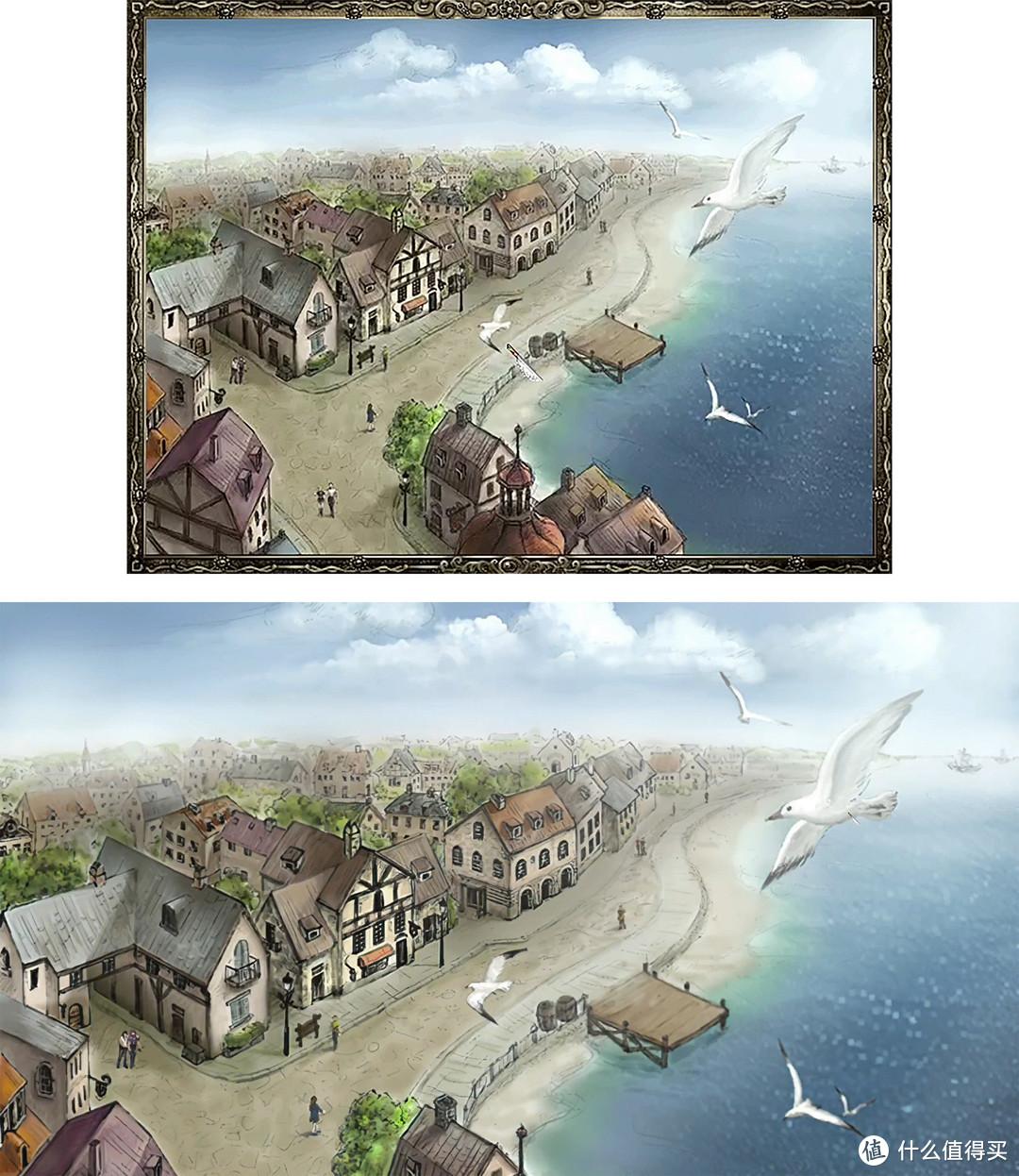 和二十年前第一次玩一样选拉斐尔,出生地里斯本港口。