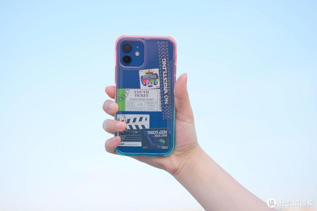 夏日清爽大作战---决色iPhone12耐黄晶透防摔小彩壳新品来啦