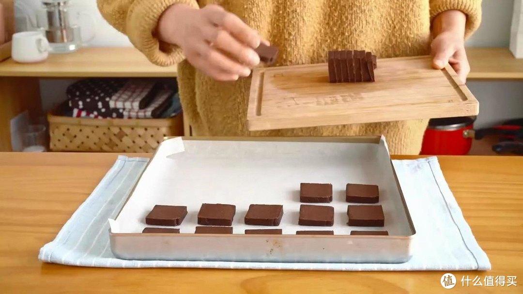自制巧克力饼干,巧克力控一定要试试