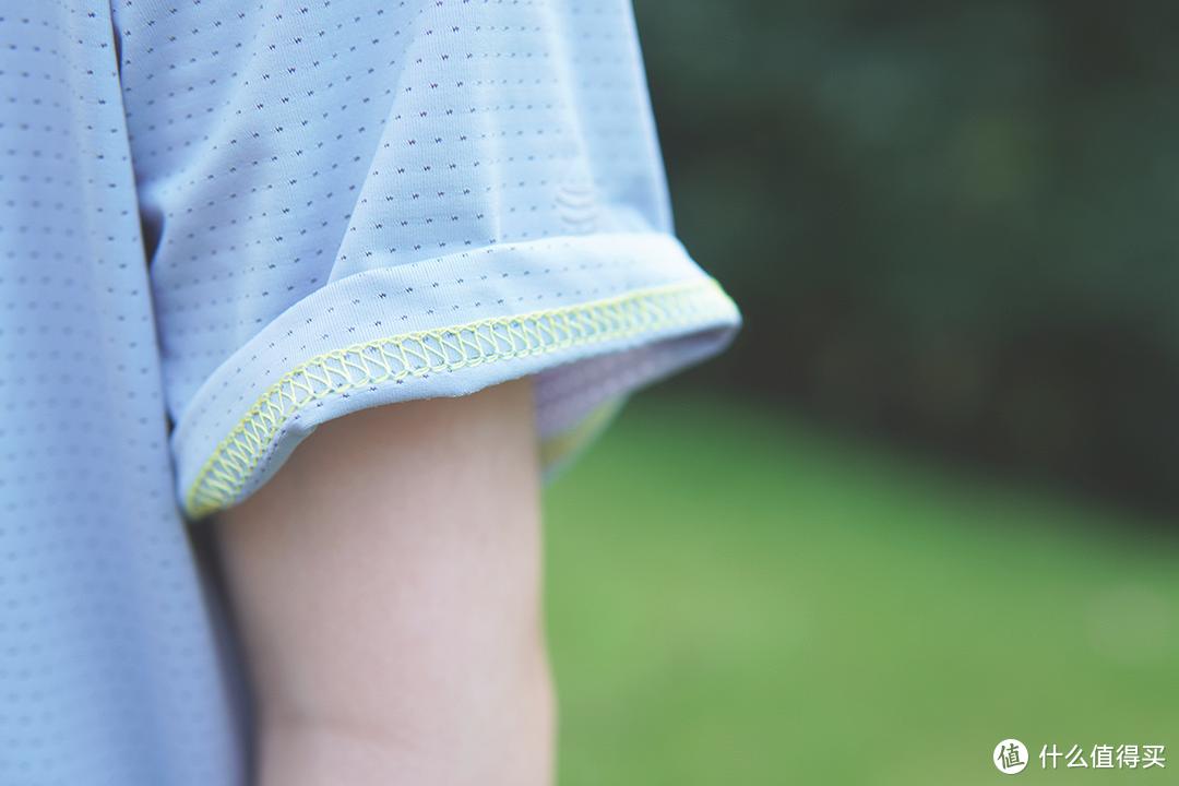 自带柠檬香,清凉舒爽,盛夏就给孩子穿这样的T恤