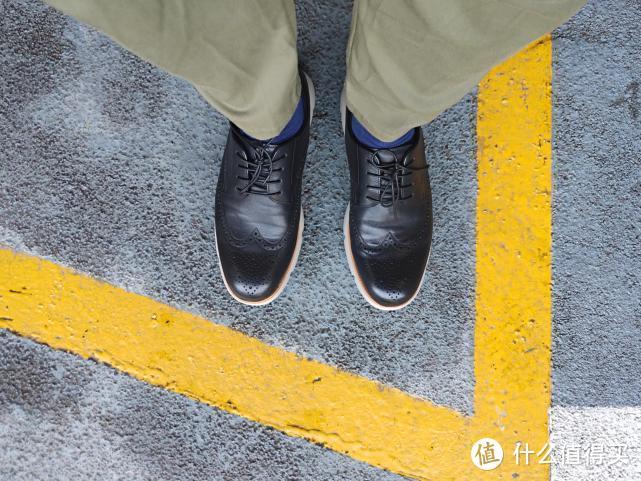 走7000步也不累,终于找到舒服的运动德比鞋