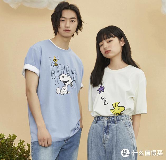 甜甜腻腻的夏天就要秀恩爱,15款趣味情侣T恤推荐~