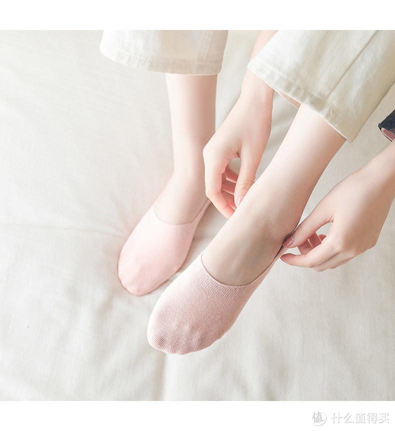 618必买清单(七):天猫女士袜子销量TOP20,舒适透气才符合夏日单品的设定!