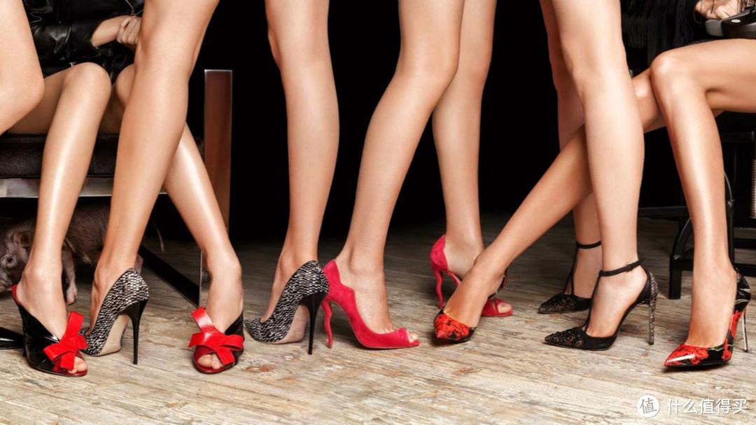 足下风情,多图预警!从源头科普高跟鞋的由来、选择及购买攻略!建议收藏!