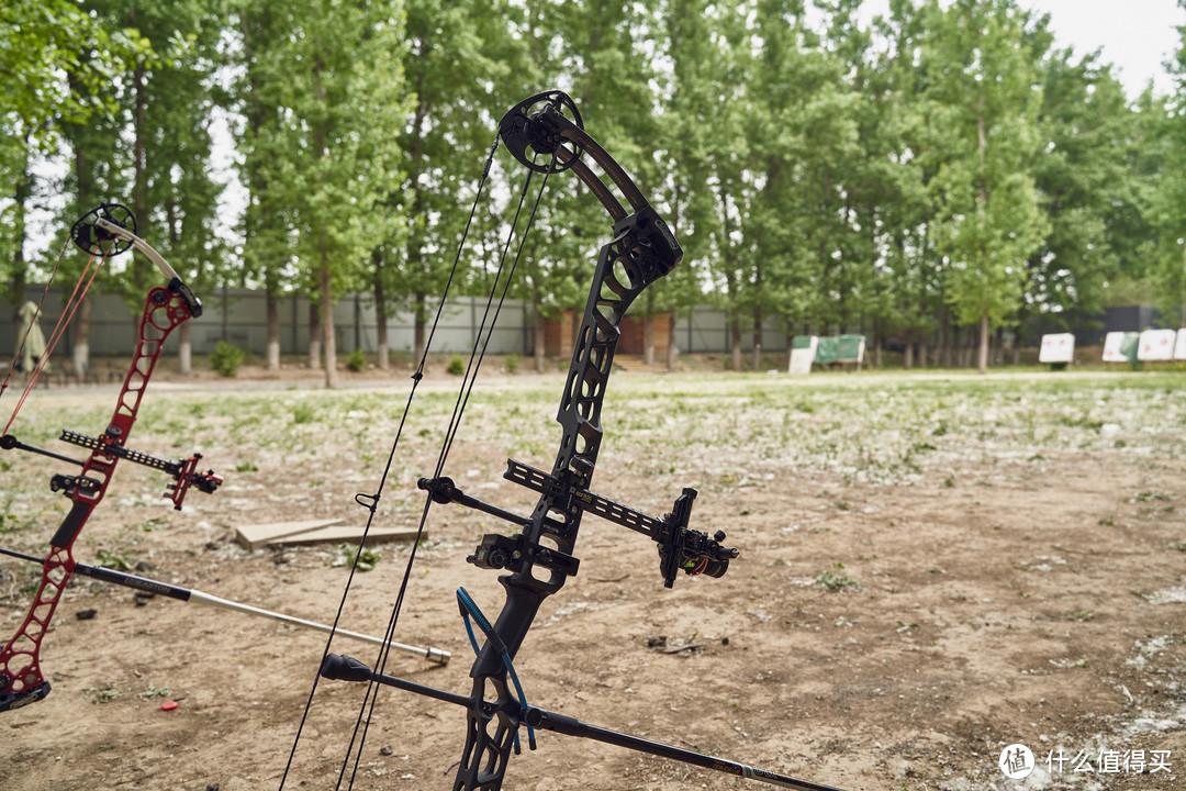 驾标致小狮子508L 户外体验复合弓射箭的魅力