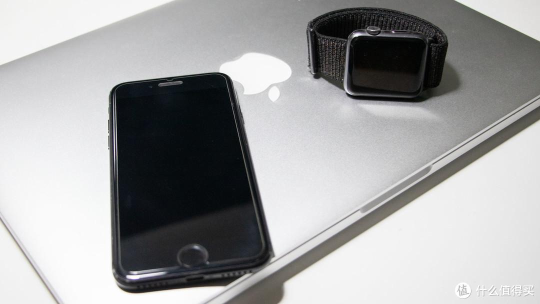 15款Macbook、iPhone 7、初代Watch