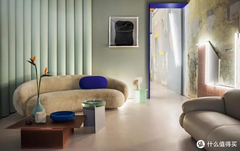 2021沙发新流行,从此改变客厅格局!