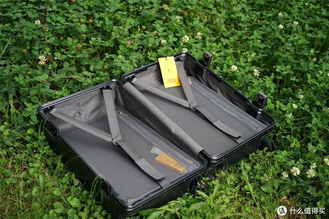 地平线8号power系列登机箱:颜值在线的高强度铝框箱