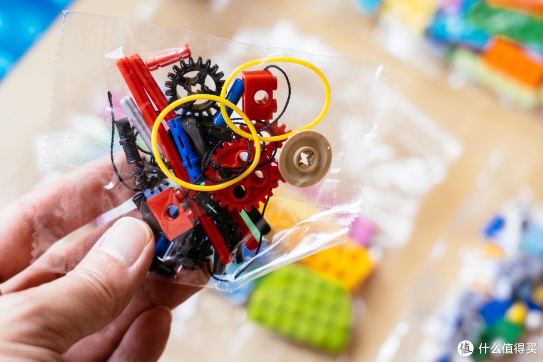 从小培养做一个机械小达人——机械搭建游戏书(90合1)礼盒装使用体验