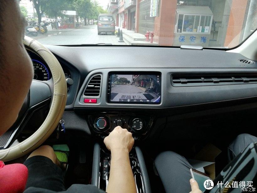 小缤智换大屏:6G+128G能吃鸡的车机导航+360全景
