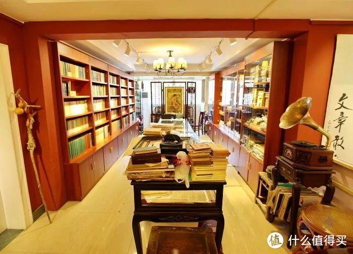 学人书店二楼