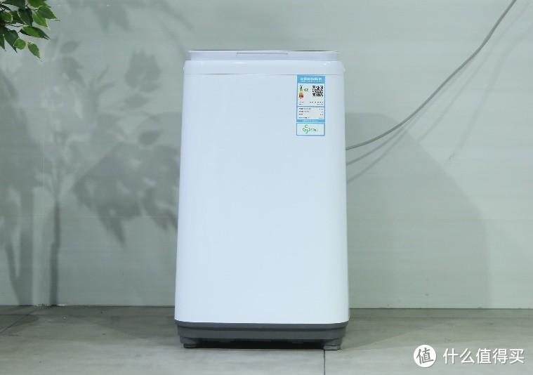 幸福生活中的小欢洗,伊莱克斯EWT3011WW迷你洗衣机评测