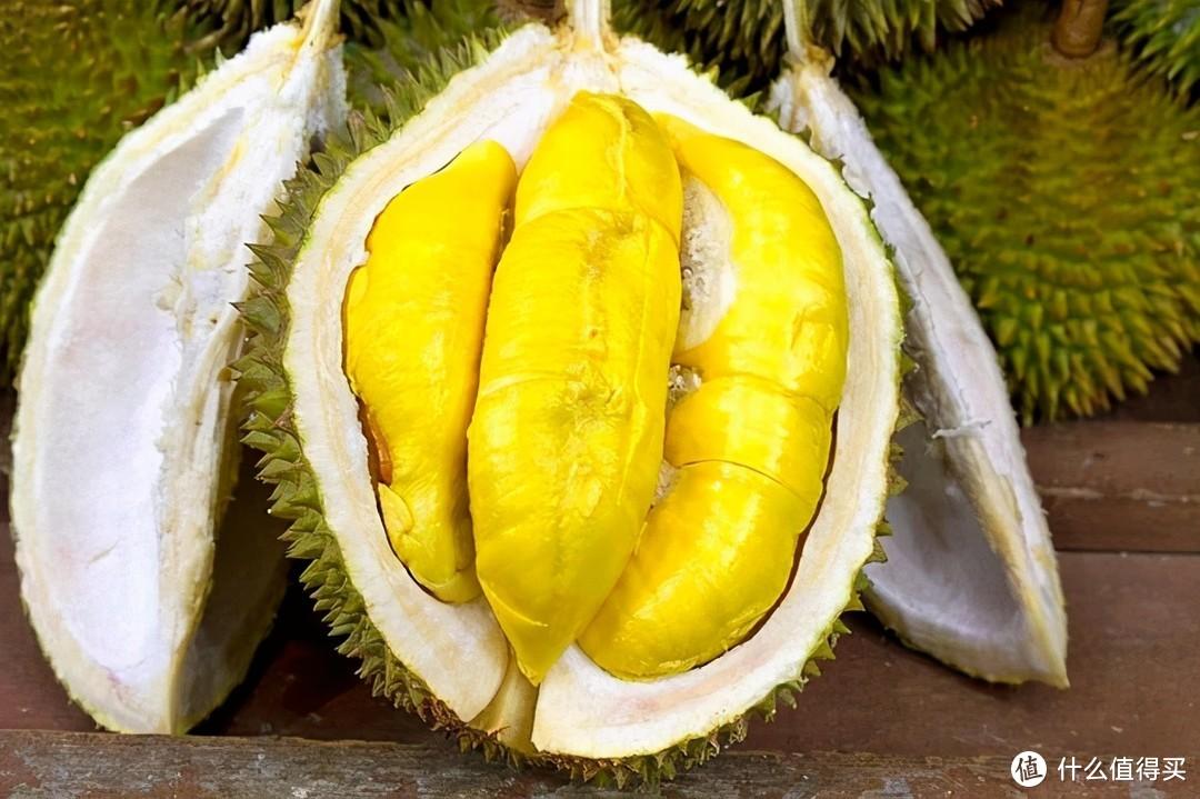 同样是水果,为什么榴莲那么贵?看了采摘后,网友:扔不好就爆头