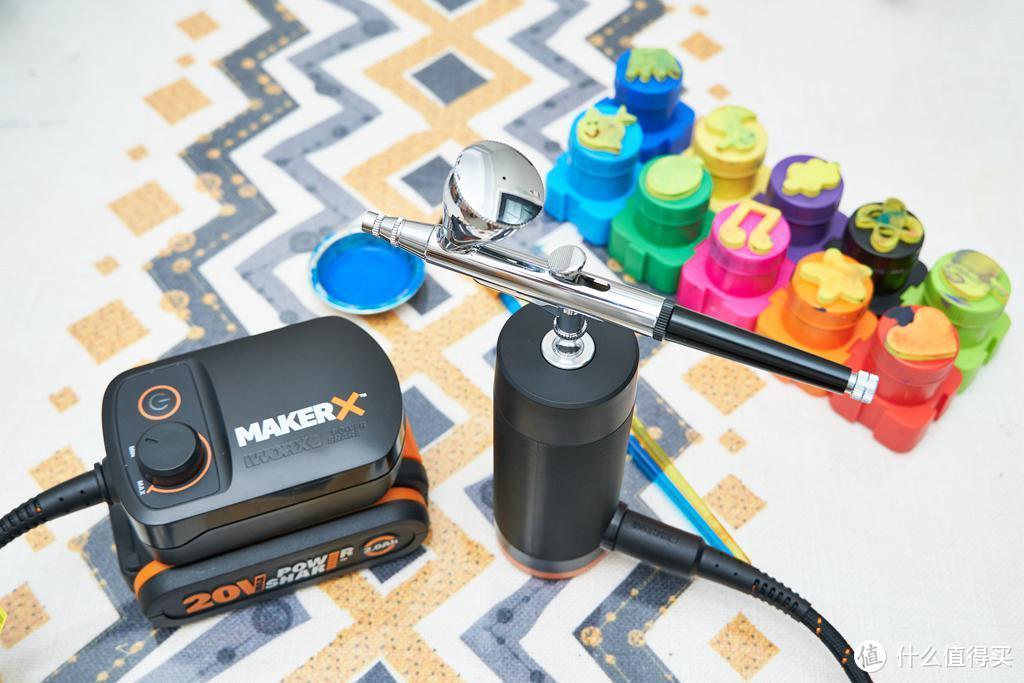 家用手创工具一站式解决,威克士MakerX工具套装上手