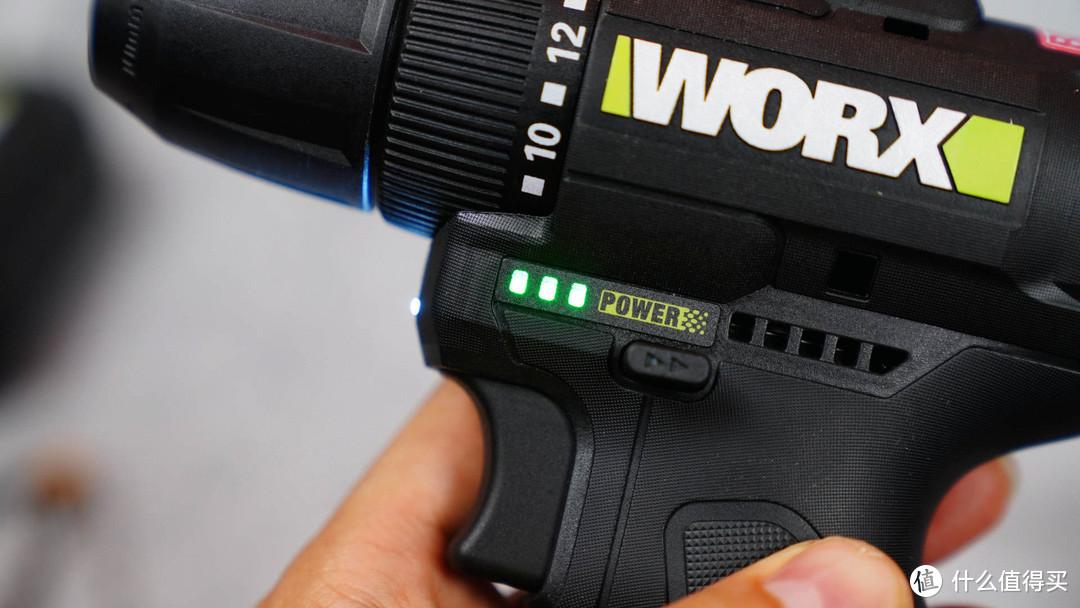 """短小精干扭矩大,我们干活有""""力量""""—威克士 MakerX WE210体验"""