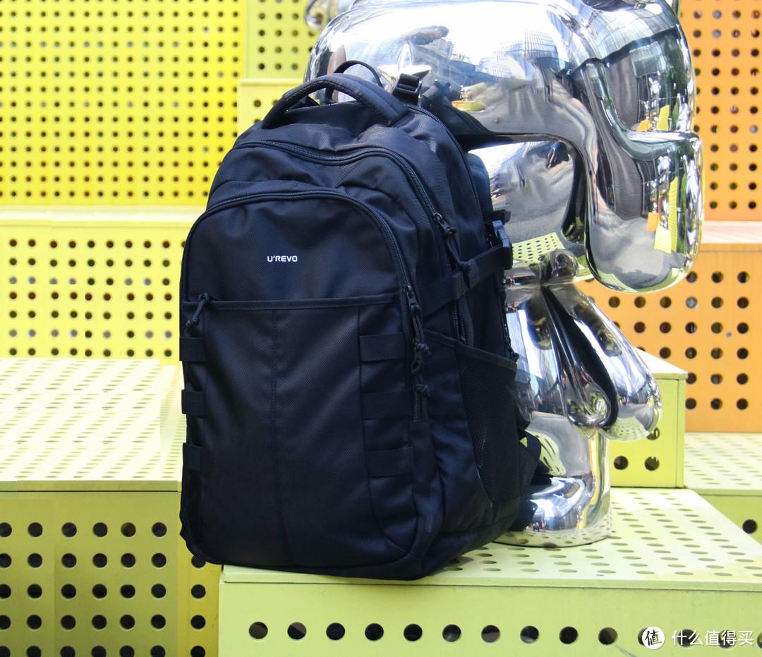 拿起背包,说走就走,悠启多功能大容量双肩包,真能装!