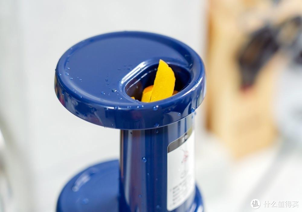 摩飞气泡原汁机评测:汁渣分离彻底免清洗,更有充气功能更劲爽