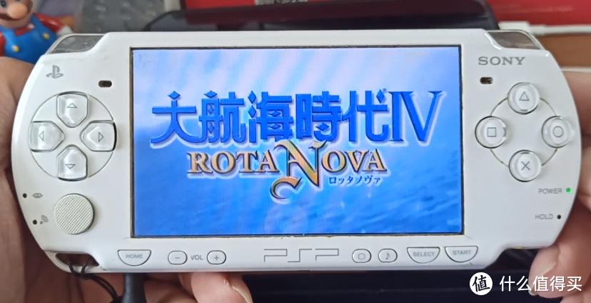 PSP刚推出《大航海时代4》的时候玩家们也很兴奋