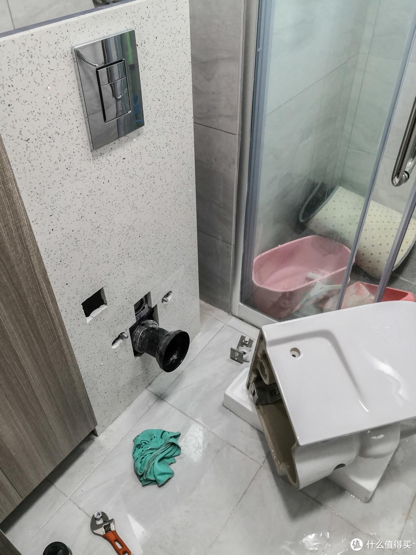 三平米卫生间实现四分离