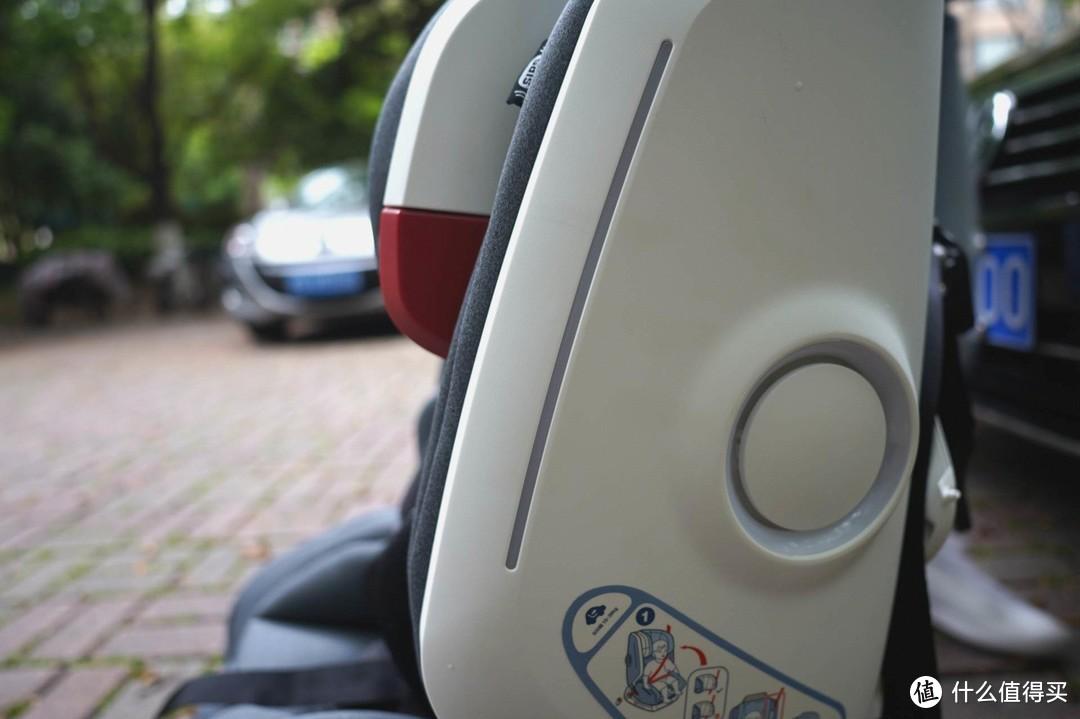 传统的安全座椅也要玩智能,360智能通风儿童座椅T705初体验