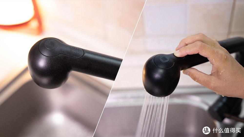 双模出水,复古造型,厨房水龙头应该选这款