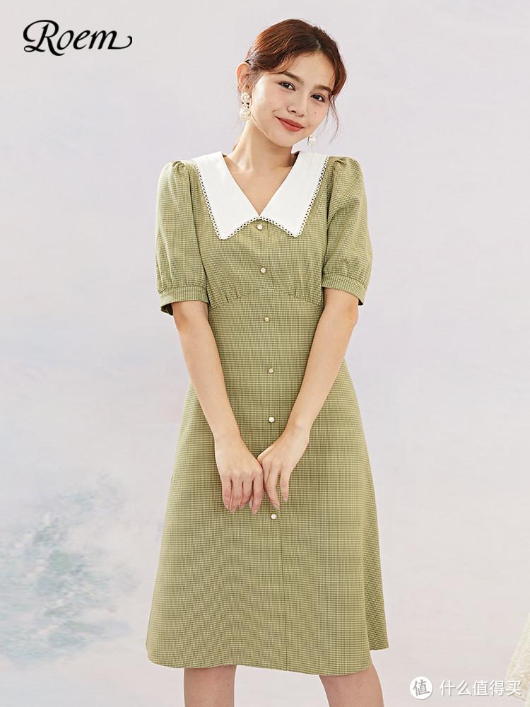 618必买清单(十六)没有连衣裙的夏天是不完整的,天猫连衣裙销量榜top15